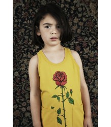 Mini Rodini ROSE print Tank Dress Mini Rodini ROSE print Tank Dress