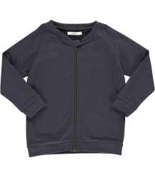 Popupshop Base Sweat with Zipper Popupshop Base Sweat with Zipper black