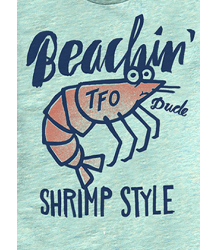 The Future is Ours SHRIMP STYLE Tee The Future is Ours SHRIMP STYLE Tee