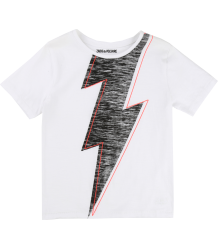 Zadig & Voltaire Kid Short sleeve Tee LIGHTNING Zadig & Voltaire Kid Short sleeve Tee LIGHTNING