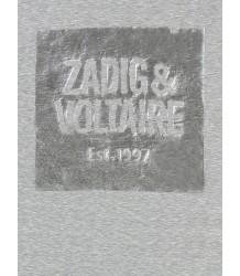 Zadig & Voltaire Kids Fancy Tee ZADIG EST. 1997 Zadig & Voltaire Kid Fancy Tee ZADIG EST. 1997