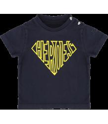 Zadig & Voltaire Kids Korte Mouw Baby T-shirt HEROES Zadig & Voltaire Kid Korte Mouw Baby T-shirt HEROES