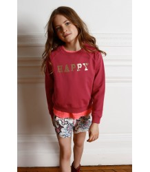 Zadig & Voltaire Kids Fancy Short Trousers AOP Zadig & Voltaire Kid Fancy Short Trousers AOP