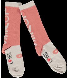 Beau LOves Knee High Socks LOVES / Pre order Beau LOves Knee High Socks LOVES