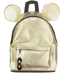 Beau LOves Backpack with Ears Beau LOves Backpack with Ears gold