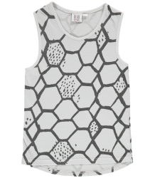 Beau LOves Racer Vest LOVENET Beau LOves Racer Vest LOVENET grey