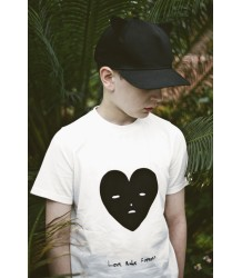 Beau LOves Fin t-shirt HEARTFACE Beau LOves Fin t-shirt HEARTFACE