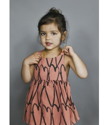 Beau LOves Baby Cotton Dress LOVEHEARTS Beau LOves Baby Cotton Dress LOVEHEARTS