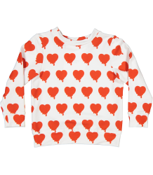 Caroline Bosmans Hope Sweater Fleece HEART Caroline Bosmans Hope Sweater Fleece HEART