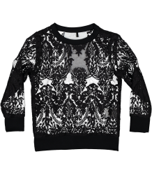 Caroline Bosmans Hope Sweater FLORAL ORGANZA Caroline Bosmans Hope Sweater FLORAL ORGANZA