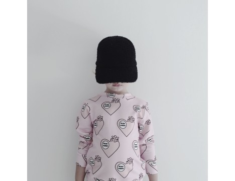 Caroline Bosmans Hope Sweater Poly PEACE MAKER