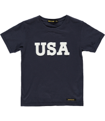 Finger in the Nose Dalton Tee USA Finger in the Nose Dalton USA navy