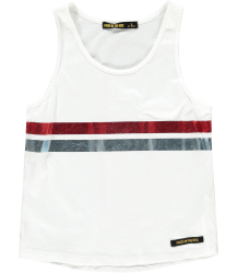 Finger in the Nose Guilia Tank Top FOIL STRIPES Finger in the Nose Guilia Tank Top FOIL STRIPES