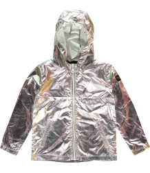 Finger in the Nose Nomade Irridescent Mermaid Rain Jacket Finger in the Nose Nomade Irridescent Mermaid Rain Jacket