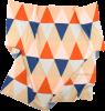 Tiny Cottons TRIANGLES Blanket Knit Tiny Cottons TRIANGLES Blanket Knit