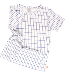 Tiny Cottons GRID Short Sleeve Tee Tiny Cottons GRID Short Sleeve Tee