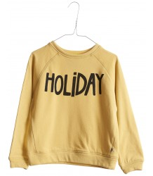 Repose AMS Sweater HOLIDAY Repose AMS Sweater HOLIDAY washed sunny yellow