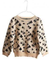 Repose AMS Gebreide Sweater TENT Repose AMS Gebreide Sweater TENT