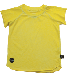 Nununu Dyed Raglan Shirt Nununu Dyed Raglan Shirt YELLOW
