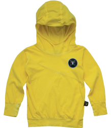 Nununu Light Hooded Shirt Nununu Light Hooded Shirt YELLOW