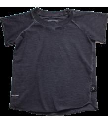 Nununu Dyed Raglan Shirt Nununu Dyed Raglan Shirt GREY