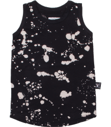 Nununu Tanktop SPLASH Nununu Tanktop SPLASH BLACK