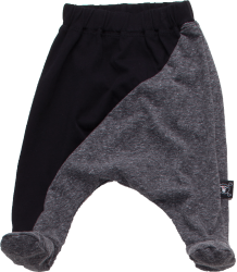 Nununu Footie Baggy Pants  Nununu Footie Baggy Pants