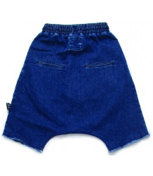 Nununu Denim Oversized Shorts Nununu Denim Oversized Shorts