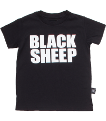 Nununu T-shirt BLACKSHEEP Nununu T-shirt BLACKSHEEP BLACK