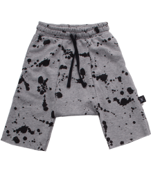 Nununu Harem Shorts SPLASH Nununu Harem Shorts SPLASH grey melange