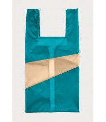 Susan Bijl The New Shoppingbag Susan Bijl The New Shopping bag Aqua Calcite
