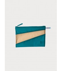 Susan Bijl The New Pouch Susan Bijl The New Pouch aqua Calcite