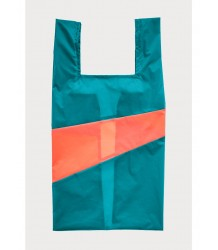 Susan Bijl The New Shopping Bag Susan Bijl The New Shopping bag Aqua Rhodo