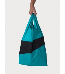 Susan Bijl The New Shopping Bag Susan Bijl The New Shopping bag Aqua Git