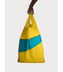 Susan Bijl The New Shopping Bag Susan Bijl The New Shopping Bag helio aqua