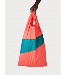 Susan Bijl The New Shoppingbag Susan Bijl The New Shopping Bag rhode aqua