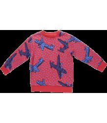 Stella McCartney Kids Biz Sweater AEROPLANE Stella McCartney Kids Biz Sweater AEROPLANE