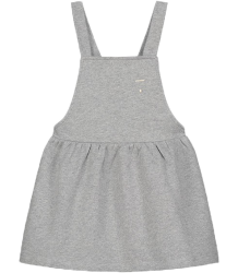 Gray Label Pinafore Dress Gray Label Pinafore Dress grey melange