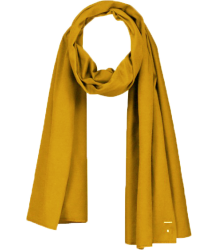 Gray Label Summer Raw Edge Scarf Gray Label Summer Raw Edge Scarf mustard