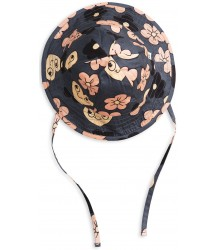 Mini Rodini FLOWERS Sun Hat Mini Rodini FLOWERS Sun Hat