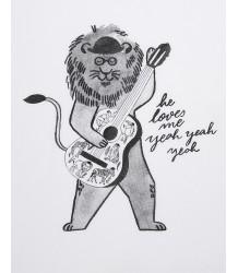 Emile et Ida Tee Shirt LION Emile et Ida Tee Shirt LION