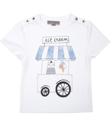 Emile et Ida Tee Shirt ICE CREAM Emile et Ida Tee Shirt ICE CREAM