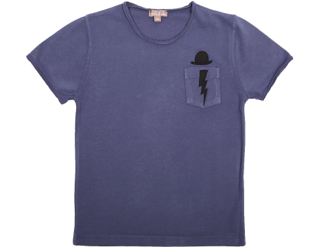 Emile et Ida Tee Shirt POCKET