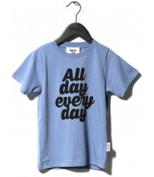 Sometime Soon Happy T-shirt Someday Soon Happy T-shirt blue