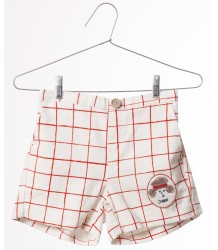 Bobo Choses NET Tennis Short JOHN PATCH Bobo Choses NET Tennis Short JOHN PATCH