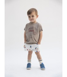 Bobo Choses Denim Short BASKET BALL Bobo Choses Denim Short BASKET BALL
