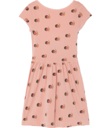 The Animals Observatory Sparrow Kids Dress FRUIT The Animals Observatory Sparrow Kids Dress FRUIT pink