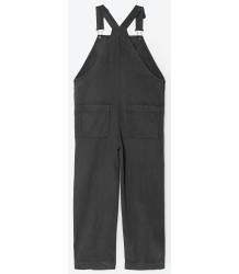 The Animals Observatory Miner Kids Overall Suit The Animals Observatory Miner Kids Overall Suit black