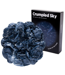 Crumpled City™ Crumpled Sky - Spring/Summer Crumbled Sky by Palomar