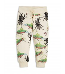 Mini Rodini INSECTS Sweatpants Mini Rodini INSECTS Sweatpants